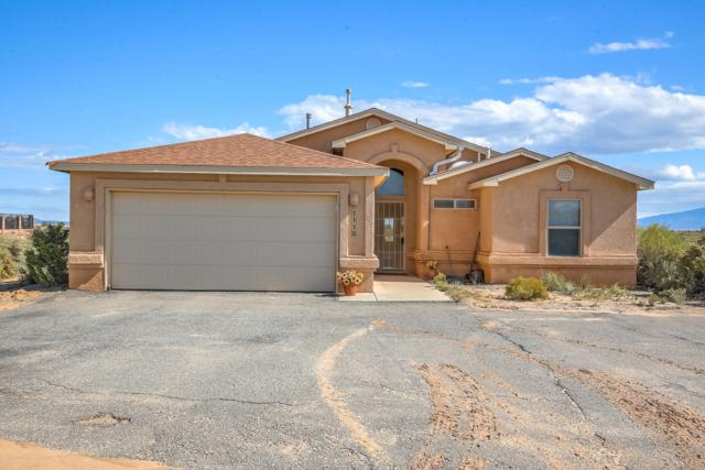 1118 Rock Road NE, Rio Rancho, NM 87144 (MLS #930898) :: Campbell & Campbell Real Estate Services