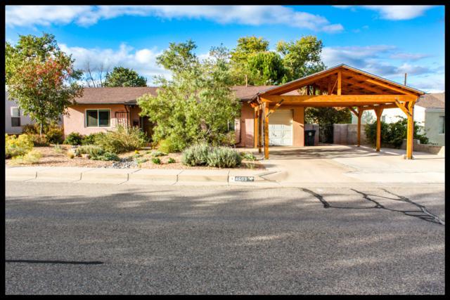 4603 Inspiration Drive SE, Albuquerque, NM 87108 (MLS #930948) :: Your Casa Team