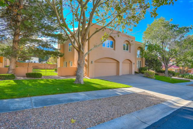 1508 Gray Rock Place NE, Albuquerque, NM 87112 (MLS #931001) :: Campbell & Campbell Real Estate Services