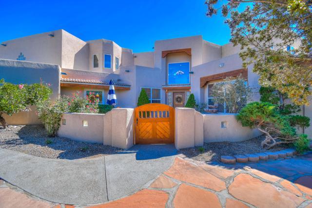 7620 Beverly Hills Avenue NE, Albuquerque, NM 87122 (MLS #931023) :: Your Casa Team