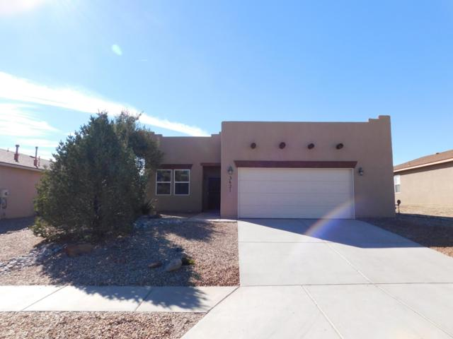 3421 Sun Mesa Street SW, Los Lunas, NM 87031 (MLS #931035) :: Campbell & Campbell Real Estate Services