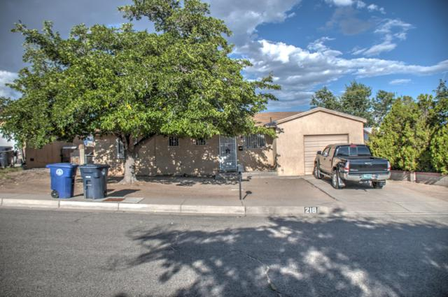 218 59Th Street SW, Albuquerque, NM 87121 (MLS #931046) :: Campbell & Campbell Real Estate Services