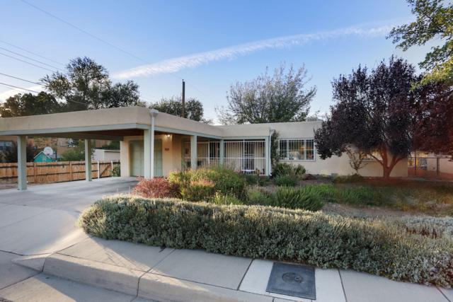 3406 Grand Avenue NE, Albuquerque, NM 87106 (MLS #931050) :: Campbell & Campbell Real Estate Services