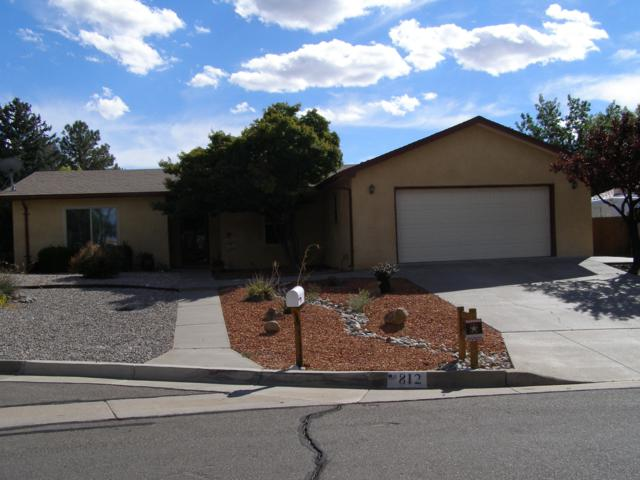 812 Keely Road SE, Albuquerque, NM 87123 (MLS #931163) :: Campbell & Campbell Real Estate Services