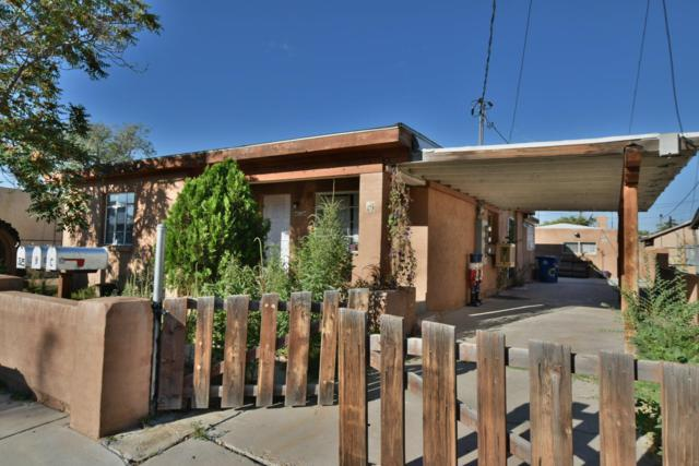 325 19th Street, Albuquerque, NM 87104 (MLS #931183) :: Silesha & Company
