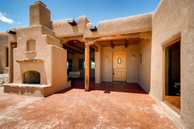 22 Verbina Road, Sandia Park, NM 87047 (MLS #931277) :: The Bigelow Team / Realty One of New Mexico