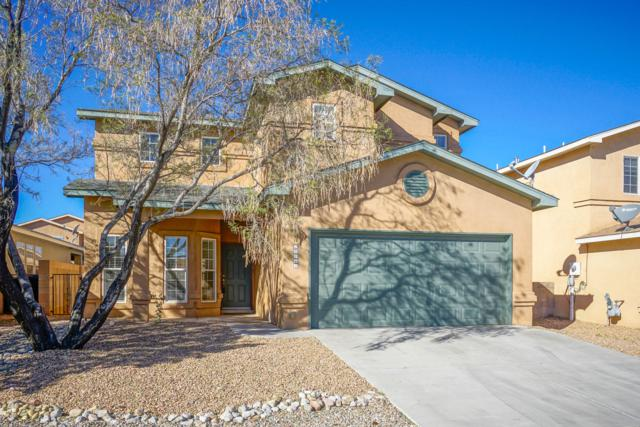10415 Country Manor Place NW, Albuquerque, NM 87114 (MLS #931590) :: The Bigelow Team / Realty One of New Mexico