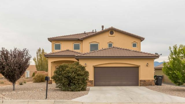 1208 26th Street SE, Rio Rancho, NM 87124 (MLS #931659) :: The Bigelow Team / Realty One of New Mexico