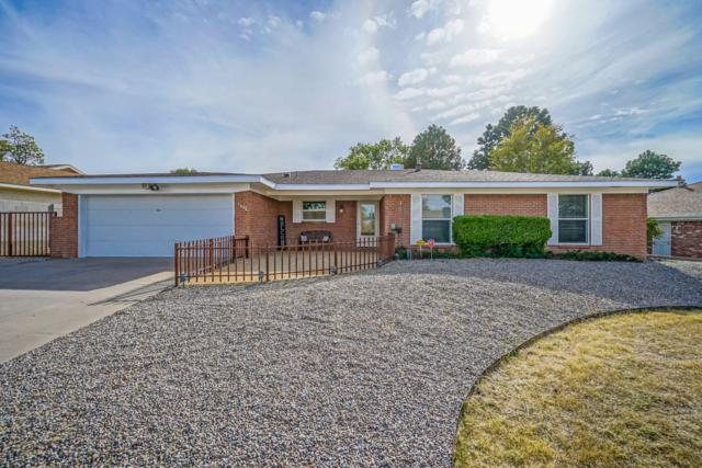 7608 Vista Del Arroyo Avenue NE, Albuquerque, NM 87109 (MLS #931662) :: Silesha & Company