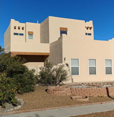8035 Bluffs Edge Place NW, Albuquerque, NM 87120 (MLS #931712) :: Campbell & Campbell Real Estate Services