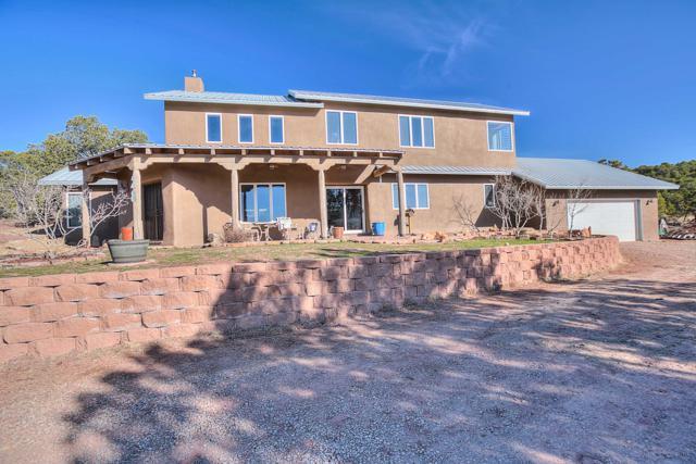 28 Columbine Lane, Cedar Crest, NM 87008 (MLS #931762) :: Campbell & Campbell Real Estate Services
