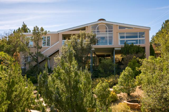 907 Warm Sands Drive SE, Albuquerque, NM 87123 (MLS #931833) :: The Bigelow Team / Realty One of New Mexico
