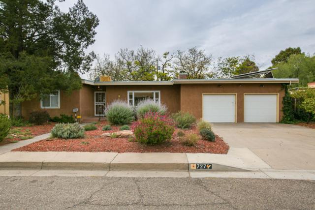 727 Morningside Drive NE, Albuquerque, NM 87110 (MLS #931850) :: The Stratmoen & Mesch Team