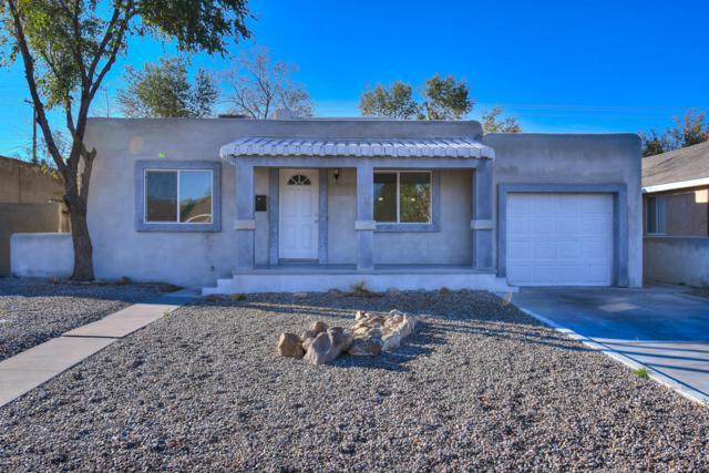 4708 Crest Avenue SE, Albuquerque, NM 87108 (MLS #931856) :: Your Casa Team