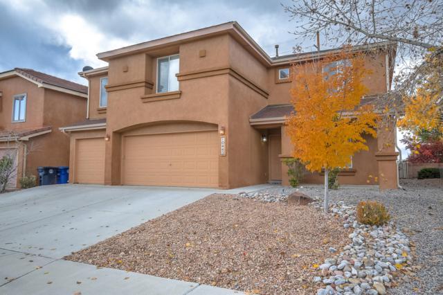 10443 Calle Perdiz NW, Albuquerque, NM 87114 (MLS #931860) :: Campbell & Campbell Real Estate Services