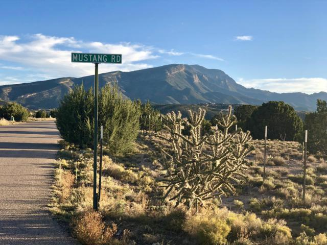 Mustang Road, Placitas, NM 87043 (MLS #931864) :: Your Casa Team