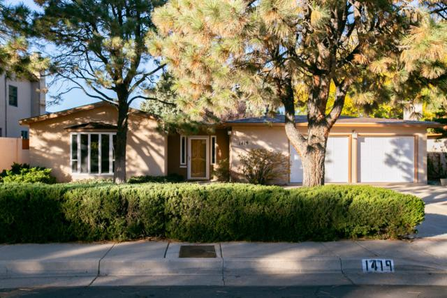 1419 Aliso Drive NE, Albuquerque, NM 87110 (MLS #931886) :: Campbell & Campbell Real Estate Services