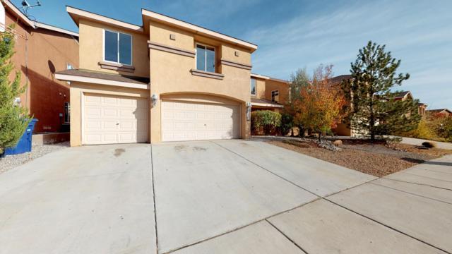 10444 Calle Perdiz NW, Albuquerque, NM 87114 (MLS #931936) :: Silesha & Company