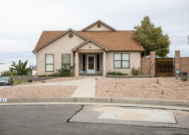 501 Navarra Way SE, Albuquerque, NM 87123 (MLS #932000) :: The Bigelow Team / Realty One of New Mexico