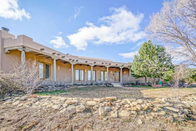 Address Not Published, Tijeras, NM 87059 (MLS #932028) :: Your Casa Team