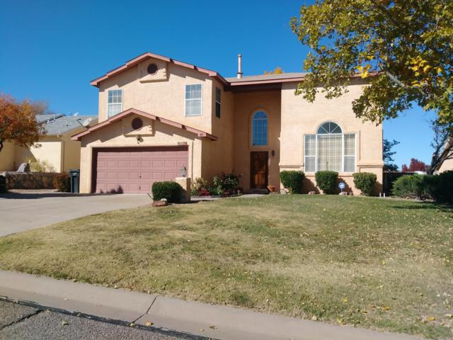 85 Parkside Road SE, Rio Rancho, NM 87124 (MLS #932086) :: The Bigelow Team / Realty One of New Mexico