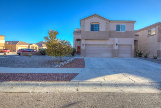 6920 Kayser Mill Road NW, Albuquerque, NM 87114 (MLS #932147) :: The Bigelow Team / Realty One of New Mexico