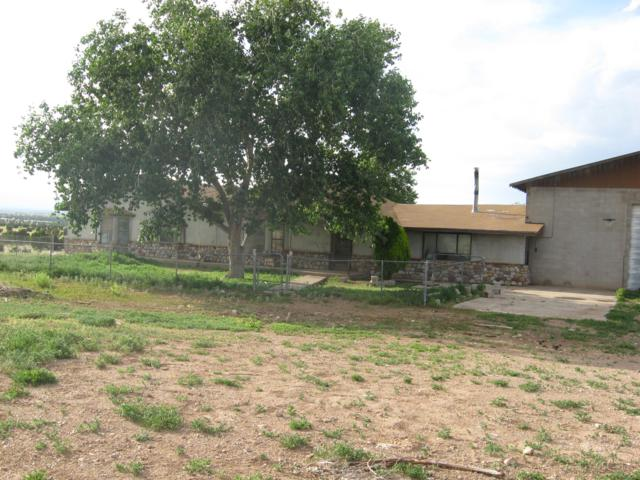 6284 State Highway 55, Mountainair, NM 87036 (MLS #932219) :: Silesha & Company