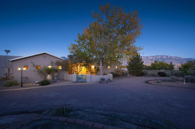 1334 West La Entrada, Corrales, NM 87048 (MLS #932289) :: The Bigelow Team / Realty One of New Mexico