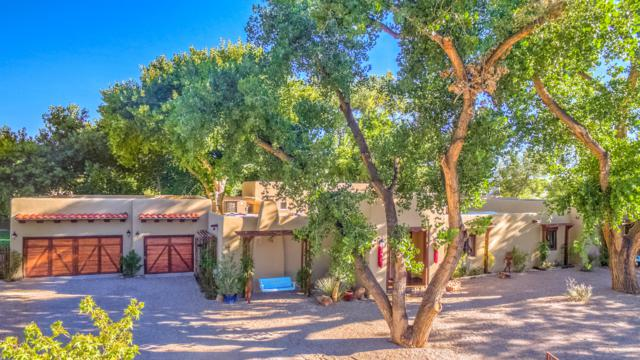 106 Ella Drive, Corrales, NM 87048 (MLS #932290) :: The Bigelow Team / Realty One of New Mexico
