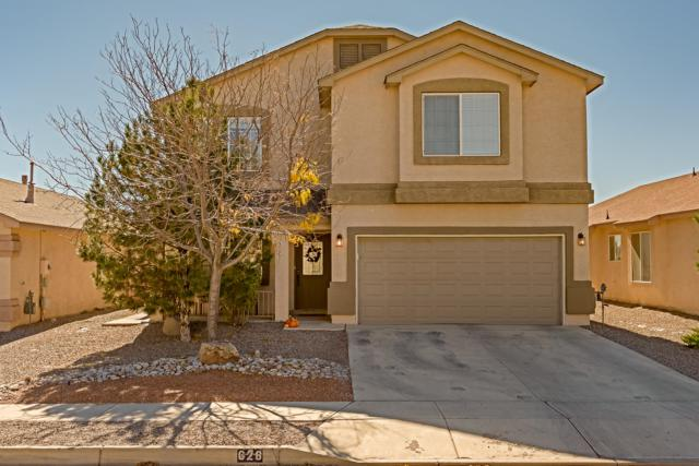 628 Peaceful Meadows Drive NE, Rio Rancho, NM 87144 (MLS #932303) :: The Bigelow Team / Realty One of New Mexico