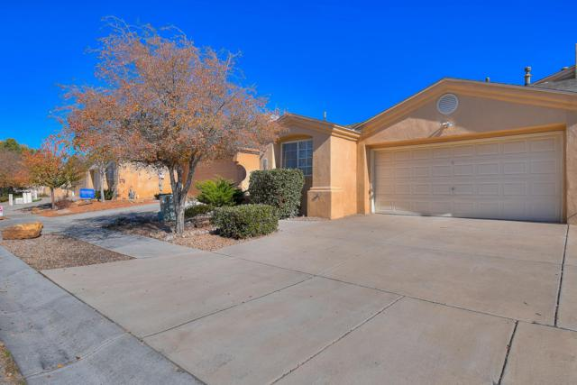 8320 Calle Avion NE, Albuquerque, NM 87113 (MLS #932326) :: The Bigelow Team / Realty One of New Mexico
