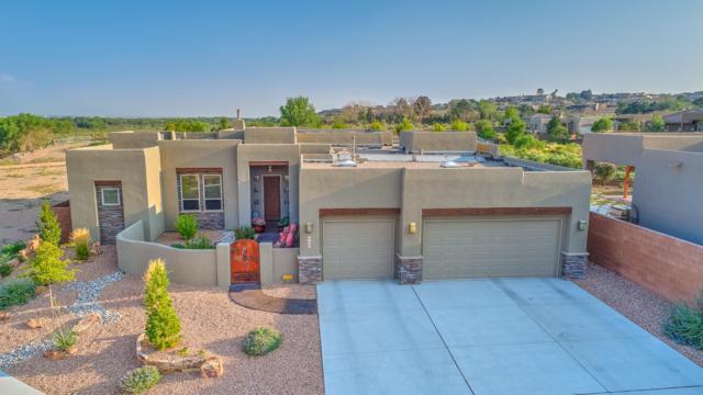 5004 Camino Valle Trail NW, Albuquerque, NM 87120 (MLS #932337) :: Your Casa Team