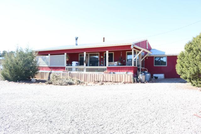 11 Bullhead Road, Thoreau, NM 87323 (MLS #932352) :: The Stratmoen & Mesch Team