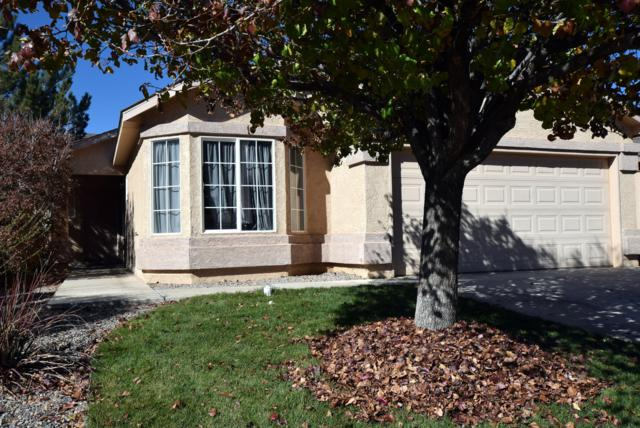 3821 Tranquil Meadows Drive NE, Rio Rancho, NM 87144 (MLS #932361) :: The Bigelow Team / Realty One of New Mexico
