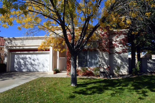 6437 Glen Oak NE, Albuquerque, NM 87111 (MLS #932367) :: The Bigelow Team / Realty One of New Mexico