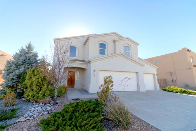 10309 Pintura Place NW, Albuquerque, NM 87114 (MLS #932373) :: The Bigelow Team / Realty One of New Mexico