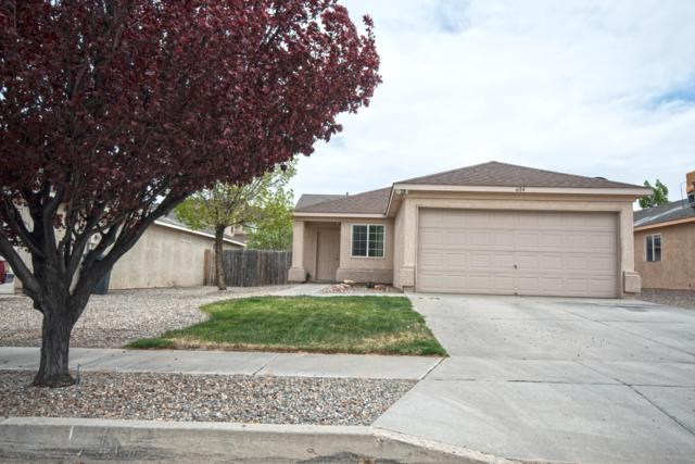 604 Valley Meadows Drive NE, Rio Rancho, NM 87144 (MLS #932376) :: The Bigelow Team / Realty One of New Mexico