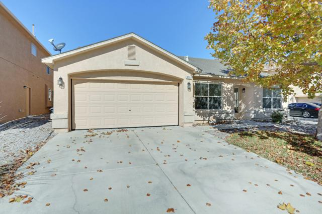 8009 Corn Mountain Place NW, Albuquerque, NM 87114 (MLS #932442) :: The Bigelow Team / Realty One of New Mexico