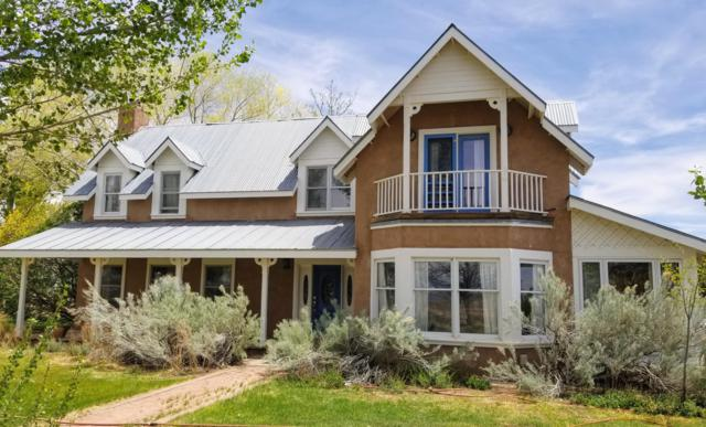 36 Martin Lane, Moriarty, NM 87035 (MLS #932443) :: Campbell & Campbell Real Estate Services