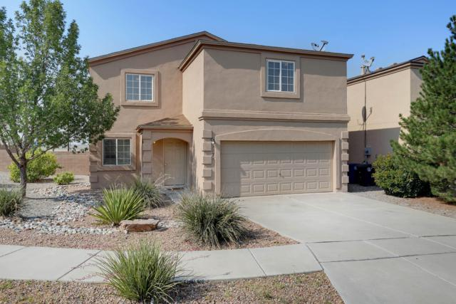 7123 Paese Place NW, Albuquerque, NM 87114 (MLS #932510) :: The Bigelow Team / Realty One of New Mexico