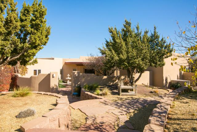 76 Tierra Madre Road, Placitas, NM 87043 (MLS #932516) :: Your Casa Team