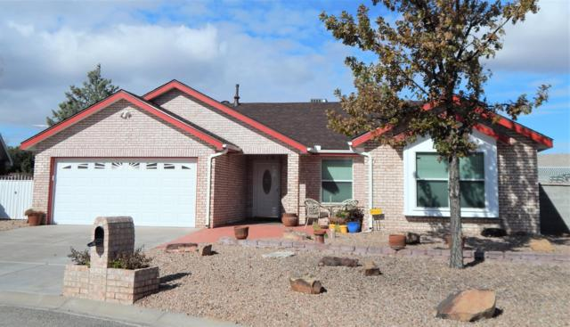 3 Marigold Boulevard, Los Lunas, NM 87031 (MLS #932520) :: The Bigelow Team / Realty One of New Mexico