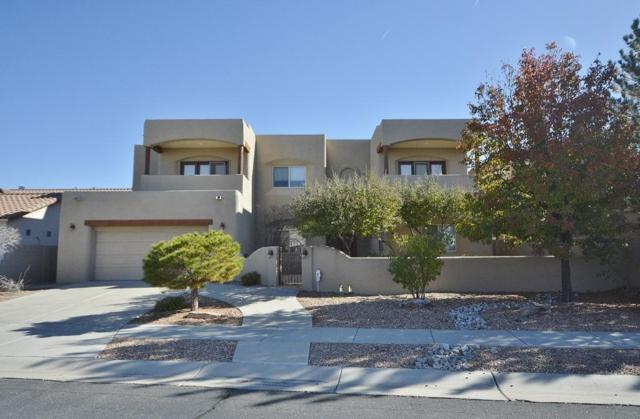 9404 Bear Mountain Trail NE, Albuquerque, NM 87113 (MLS #932523) :: The Bigelow Team / Realty One of New Mexico