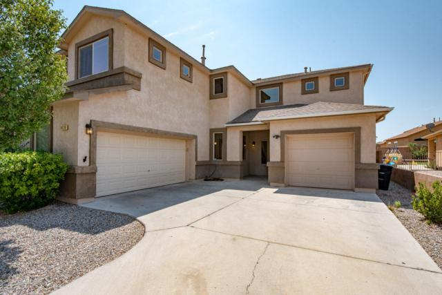 8120 Sand Springs Circle NW, Albuquerque, NM 87114 (MLS #932528) :: The Bigelow Team / Realty One of New Mexico