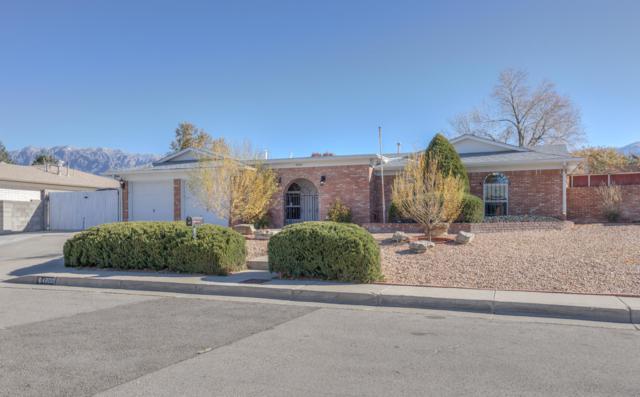 4800 Dona Rowena Avenue NE, Albuquerque, NM 87111 (MLS #932532) :: The Bigelow Team / Realty One of New Mexico