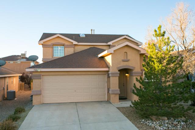 7508 Harrier Avenue NW, Albuquerque, NM 87114 (MLS #932575) :: The Bigelow Team / Realty One of New Mexico