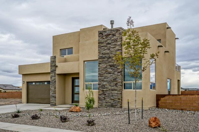 7911 Tiburon Hills Drive NW, Albuquerque, NM 87120 (MLS #932578) :: The Bigelow Team / Realty One of New Mexico