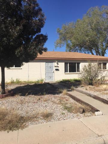2609 Garcia Street NE, Albuquerque, NM 87112 (MLS #932609) :: Your Casa Team