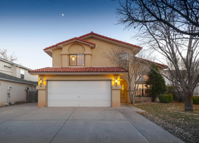 4516 Samara Road NW, Albuquerque, NM 87120 (MLS #932629) :: The Bigelow Team / Realty One of New Mexico