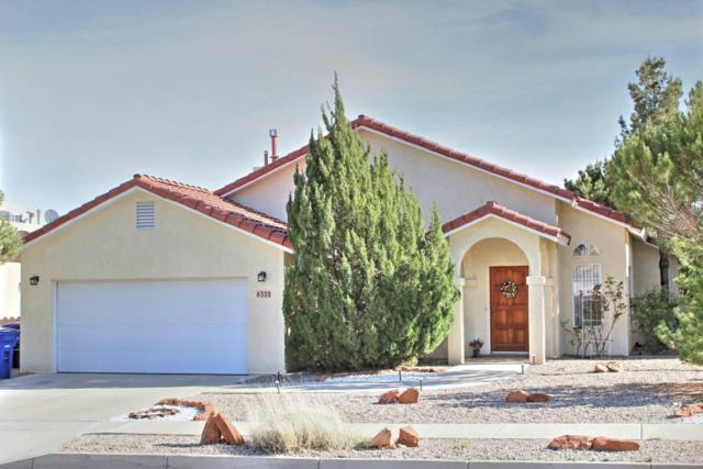 6320 Pima Place NW, Albuquerque, NM 87120 (MLS #932641) :: The Bigelow Team / Realty One of New Mexico